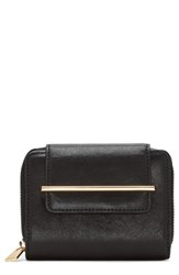 Vince Camuto Women's Maray Leather Wallet Black