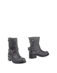Bagatt Ankle Boots Steel Grey