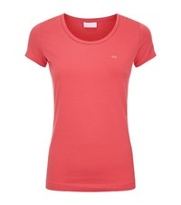 Escada Sport Gem Logo T Shirt Female Pink