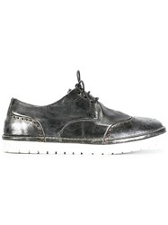 Marsell Lace Up Brogues Grey