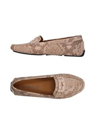 Boemos Loafers Sand