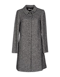 Stefanel Coats Grey