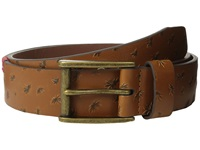 Vans Peace Leaf Belt Vintage Natural Men's Belts Brown