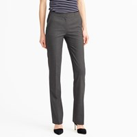J.Crew Petite Lined Campbell Trouser In Italian Stretch Wool