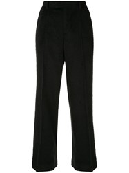 Undercover Furry Wide Leg Trousers 60