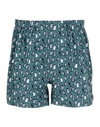 Brooks Brothers Boxers Green