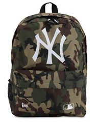 New Era Ny Yankees Backpack W Front Pocket Multicolor