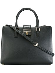 Dolce And Gabbana 'Vally' Tote Black