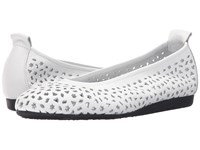 Arche Lilly Blanc 1 Women's Flat Shoes White