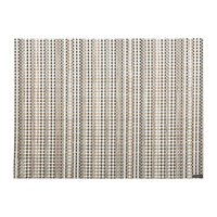 Chilewich Grid Rectangle Placemat Sand