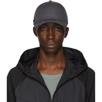 11 By Boris Bidjan Saberi Grey New Era Edition 9Forty Cap