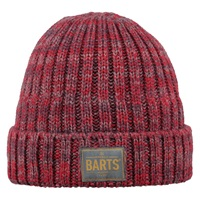 Barts Leroy Beanie One Size Red