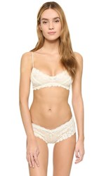 Honeydew Intimates Camellia Bralette Cream
