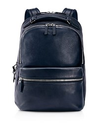 Shinola Runwell Backpack Navy