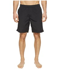 The North Face Class V Pull On Trunk Long Tnk Black Men's Swimwear