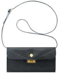 Anne Klein Audrey Crossbody Clutch Black
