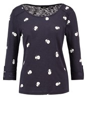Only Onljess Long Sleeved Top Night Sky Dark Blue
