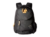 United By Blue 25L Waves Rift Pack Black Backpack Bags