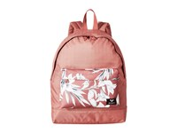 Roxy Be Young Mix Backpack Withered Rose Lily House Backpack Bags Multi