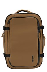 Incase Designs Men's Tracto Convertible Backpack Metallic Bronze
