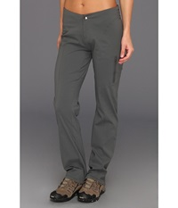 Columbia Just Right Straight Leg Pant Grill Women's Casual Pants Gray