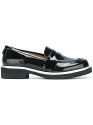Twin Set Classic Loafers Black