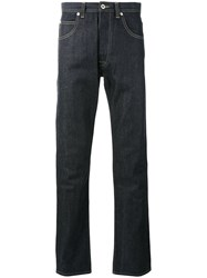 Loewe Man Classic Denim W Risvolto Men Cotton 42 Blue