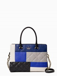 Kate Spade Emerson Place Patchwork Olivera Sapphire Multi