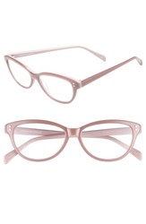 Corinne Mccormack Marley 52Mm Reading Glasses Pink