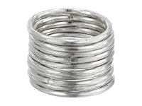 Lucky Brand Silver Stack Ring Silver Ring
