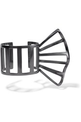 Arme De L'amour Gunmetal Plated Cuff
