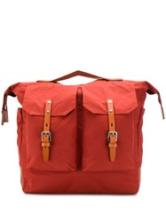 Ally Capellino Frank Backpack Red