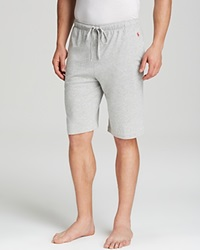 Ralph Lauren Supreme Comfort Sleep Shorts Andover Heather