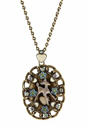 Konplott Arsenic Necklace Light Pastel Multi Multicoloured