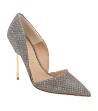 Kurt Geiger London Bond Metallic Honeycomb Court Female
