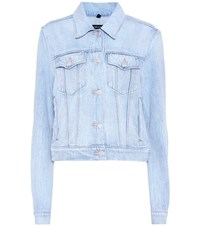 J Brand Harlow Denim Jacket Blue