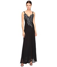 Versace Long Evening Gown Nero