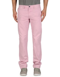 Italia Independent Casual Pants Pink