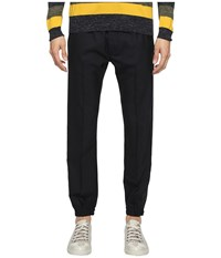 Marc Jacobs Suiting Jogging Pants Black Men's Casual Pants