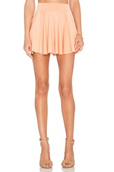 Rachel Pally Karie Skort Orange