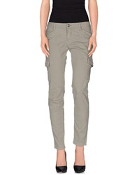 Relish Trousers Casual Trousers Women Military Green