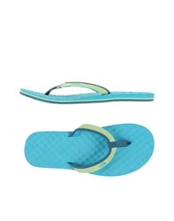 The North Face Footwear Thong Sandals Women Light Green