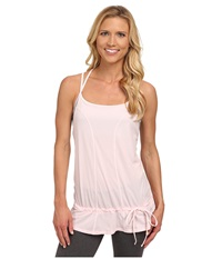 Lucy Beyond The Beat Tank Pink Pearl Women's Sleeveless