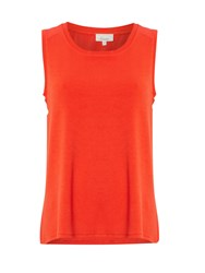 Linea Jersey Mix Top Red
