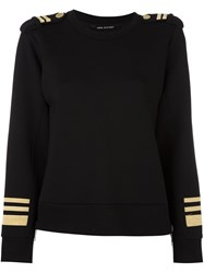 Neil Barrett Nautical Sweatshirt Black