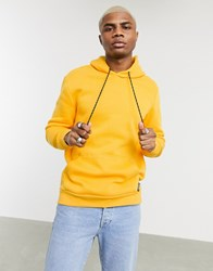 Bershka Join Life Hoodie In Yellow
