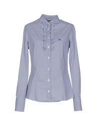 Fay Shirts Shirts Women Dark Blue