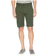 7 For All Mankind The Chino Twill Shorts Olive