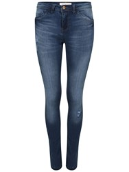 Urban Bliss Stretchy Skinny Jean Blue