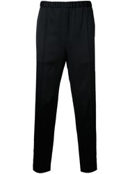 H Beauty And Youth Stretch Waist Trousers Black